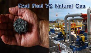 Coal vs Natural Gas