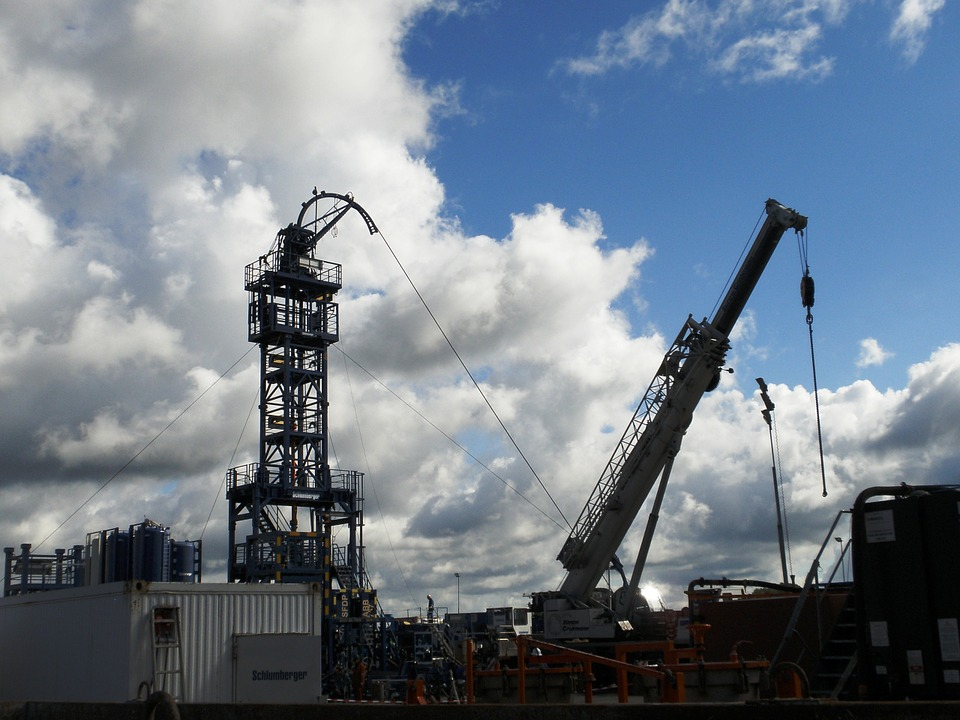 Natural Gas Extraction and Filtration Equipment